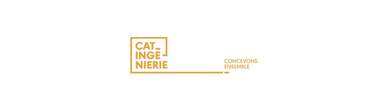 Logo CAT Ingénierie et sa baseline